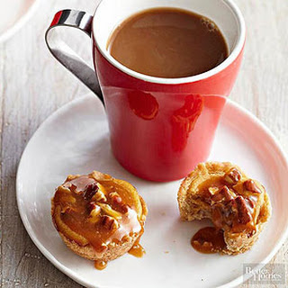 Caramel-Pecan-Pumpkin Cheesecake Bites