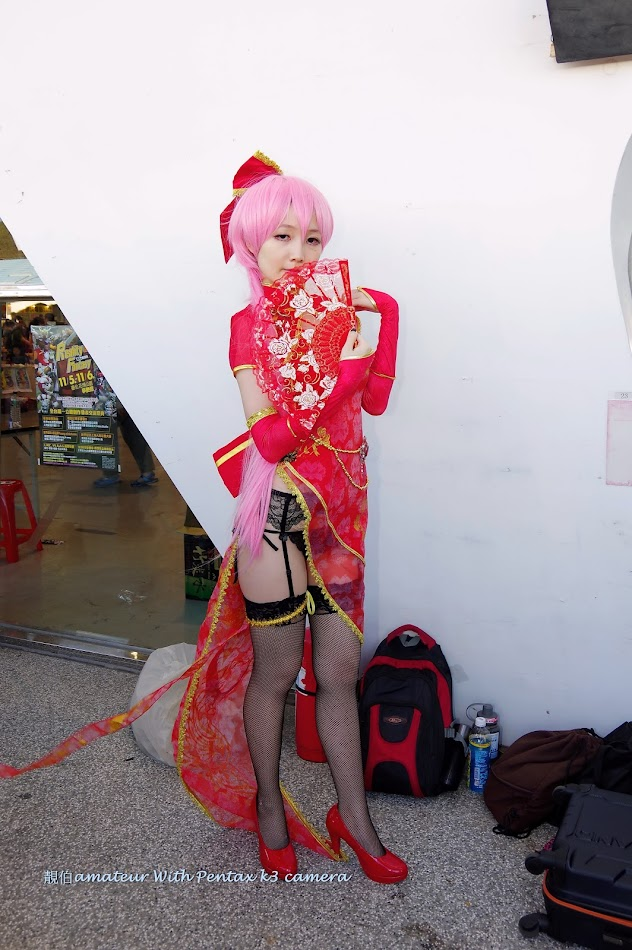 PF25xRF4開拓動漫祭in台北花博公園爭艷館
