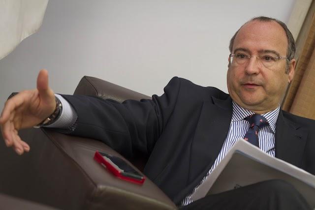 Luis Rogelio Rodríguez-Comendador, orador de \'Los Coloraos\'