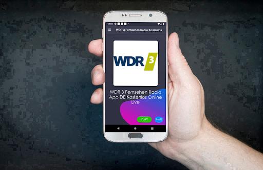 WDR 3 Fernsehen Radio App DE Kostenlos Online Live screenshots 1