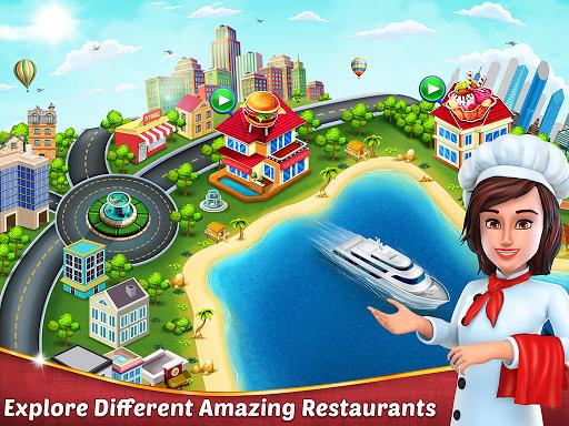 Chef's Life : Crazy Restaurant Kitchen apkmr screenshots 14
