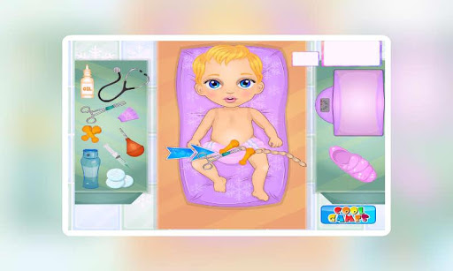 Newborn Baby - Frozen Sister 1.0.1 screenshots 4