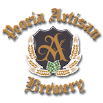 Logo for Peoria Artisan Brewery