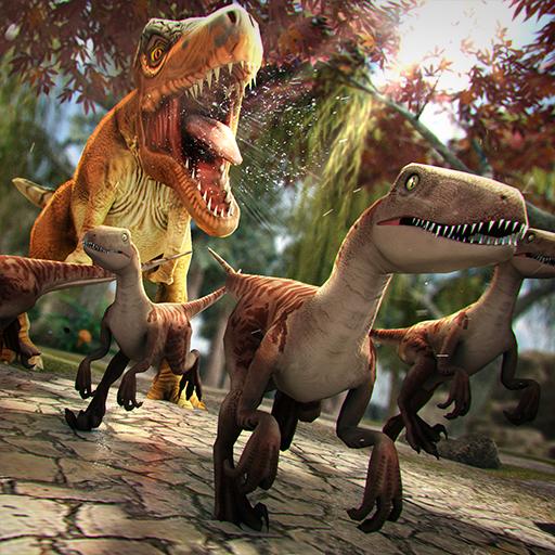ジュラ紀 ディノ . 恐竜 シミュレータ ゲーム 子供のため 模擬 App LOGO-APP開箱王