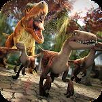 Jurassic Dinosaur Simulator 3D Icon
