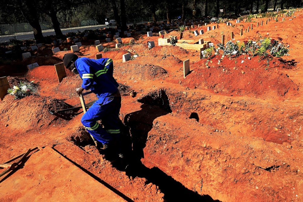 SA records 680 Covid-19 deaths in 24 hours, and 6,000 new cases - SowetanLIVE