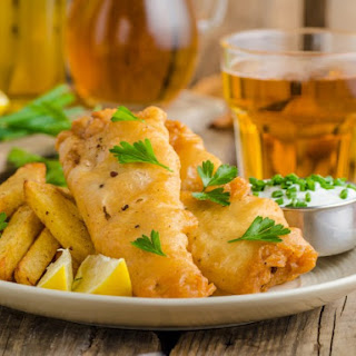 Fish Orly Batter Recipes.