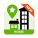 Rome Travel Guide (City Map) icon