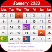 Philippines Calendar 2020 - Apps on Google Play