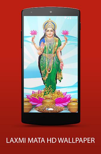 Laxmi Mata HD Wallpaper