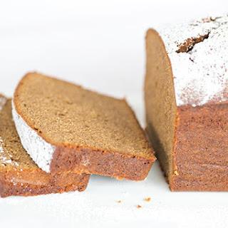 Gingerbread Pound Cake
