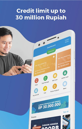 Kredivo - Installment Without Card and Cash Loan screenshot 5