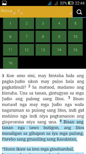 Hiligaynon Bible - Offline