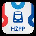 Croatian Railways Timetable icon