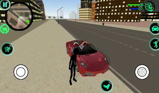 Grand StickMan Vegas Mafia Crime Fight To Survive Screenshot