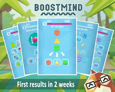 Boostmind - brain training v1.2 Mod Money