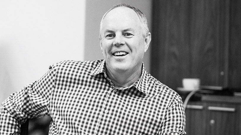 Paul McKane, industry value advisor for consumer industries, SAP.