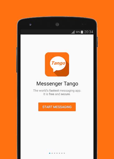 Messenger Tango