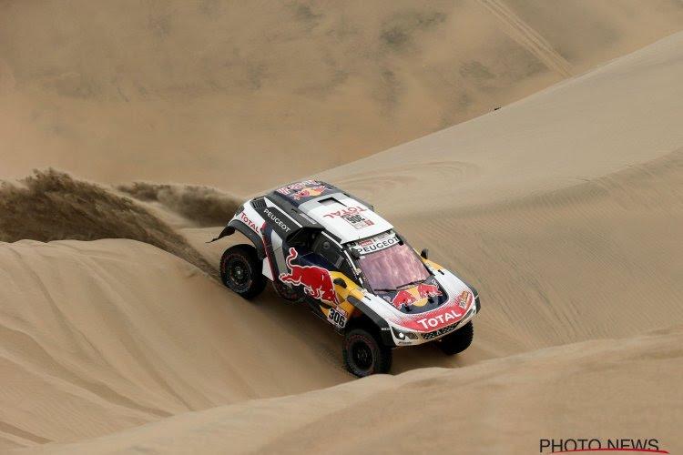 Negenvoudig rallykampioen straks aan de start van Dakar