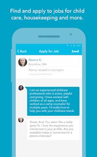 Care.com screenshot 02