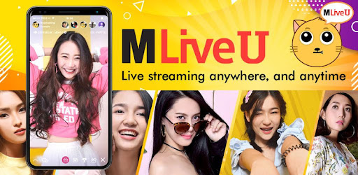 MLiveU : Hot Live Show - Apps on Google Play