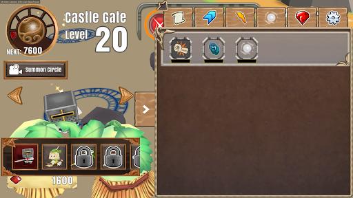Code Triche Loyal Guardians - large scale auto battle RTS  APK MOD (Astuce) screenshots 3