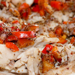 Baked Fish With Sumac and Oregano Spices.