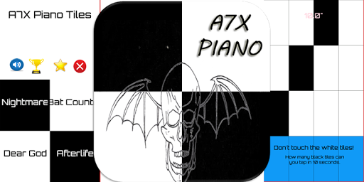 Piano Tiles: Avenged Sevenfold