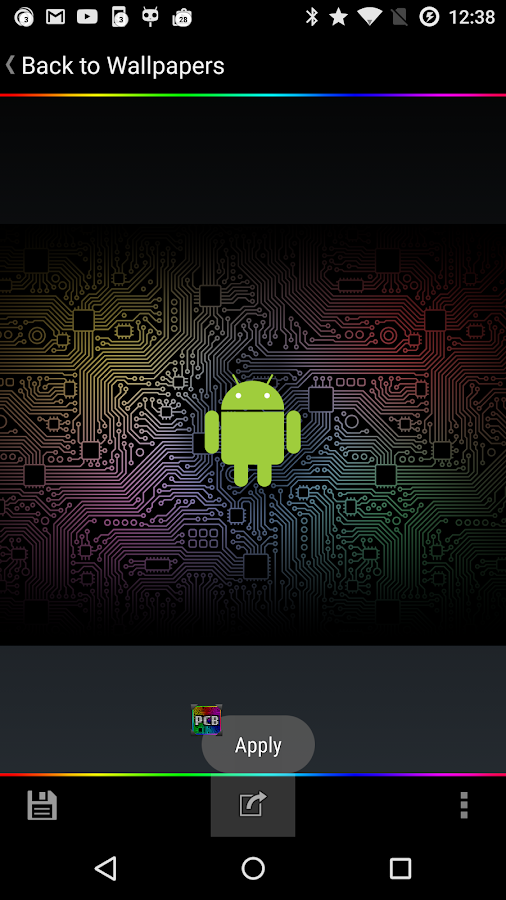PCB (Circuit Board) Wallpapers- screenshot