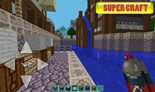 Super Craft : Big Adventure - náhled