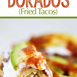 Tacos Dorados (Fried Tacos) Recipe