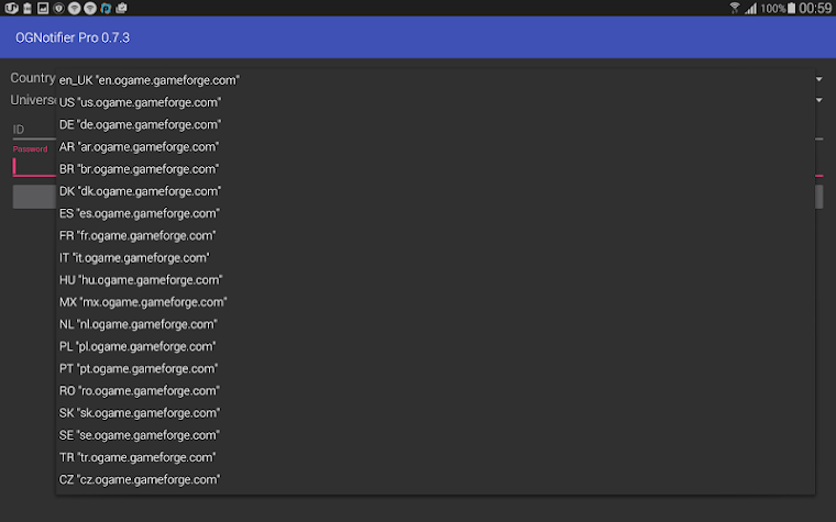 Incomming Alarm for OGame (2) Screenshot