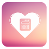 Love Tester App Icon