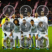 lock screen for real madrid