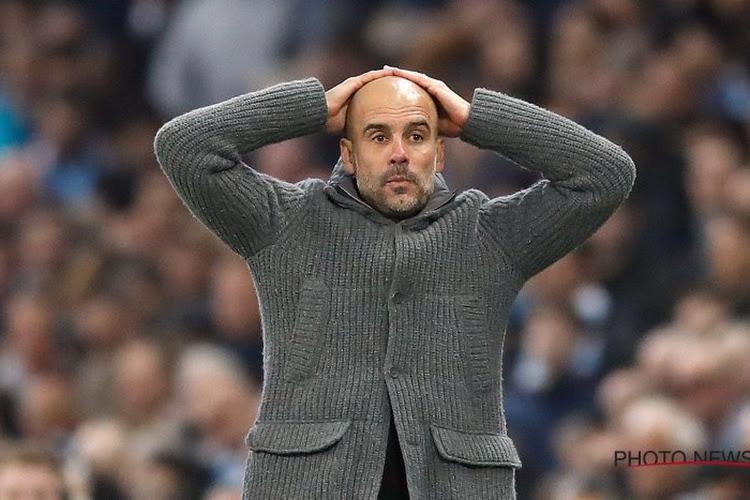 Pep Guardiola interdit à son staff de regarder le score de Liverpool