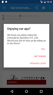 Raj Information Systems- screenshot thumbnail