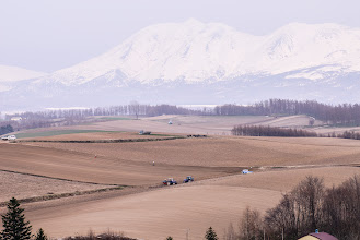"""Photo: This photo appeared in an article on my blog on Dec 28, 2013. この写真は12月28日ブログの記事に載りました。 """"Photos of Farming in Japan for Captain Bill """" http://regex.info/blog/2013-12-28/2356"""