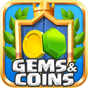 Gems for Clash Royale Prank for PC