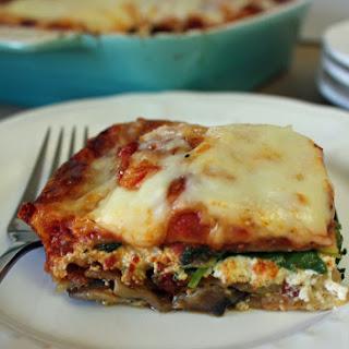 Vegetable Lasagna [Catelli® Gluten Free Lasagne Challenge]