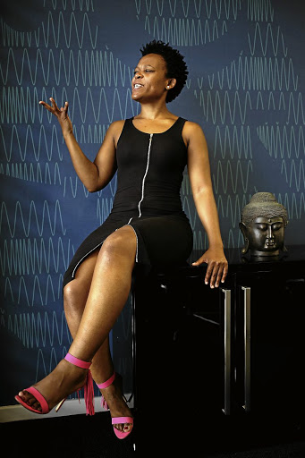 Entertainer Zodwa Wabantu says her partner is not eating her money.