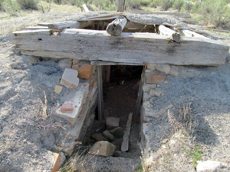 Photo: Dugout cellar