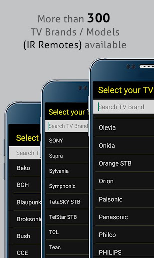 Universal TV Remote Control  screenshots 6