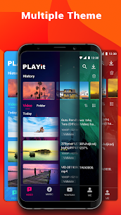 PLAYit Mod Apk Music Player (VIP Unlocked) 2.4.2.12 6