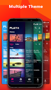PLAYit - A New All-in-One Video Player Screenshot