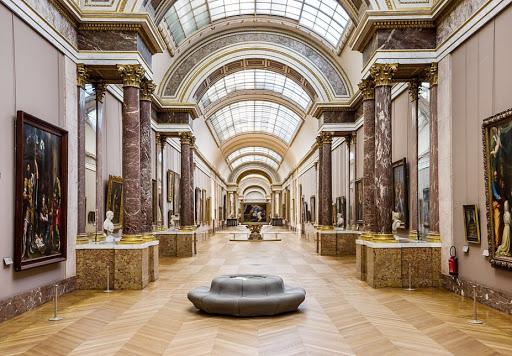 Foto Museo del Louvre 18