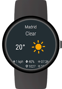 Weather for Wear OS (Android Wear) 1.0.201002