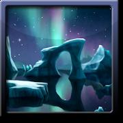 Northern Lights (Aurora)  Icon