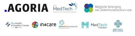 In4care partner HealthTech.Belgium: lancering 31/01