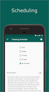 App Timely Cleaner APK for Windows Phone