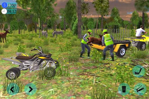ATV Trolley Animal Rescue Mission 1.2 screenshots 2